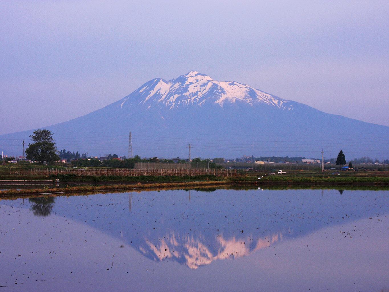 岩木山 : 青森県の観光スポット(...